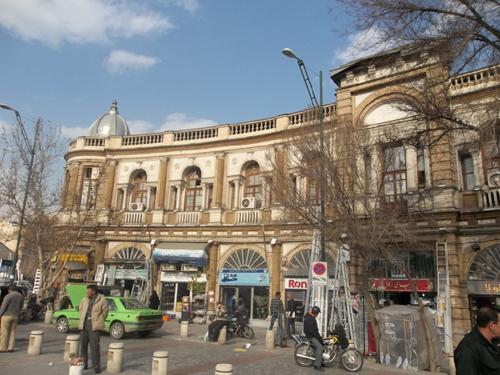 Strasse Teheran 2