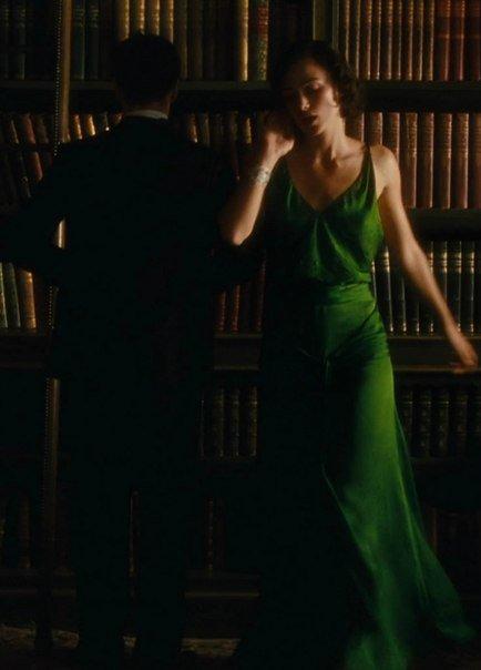 Keira_Knightleygreeen dress