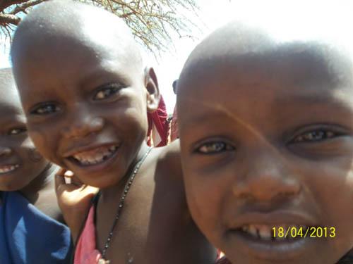 Massai KinderK
