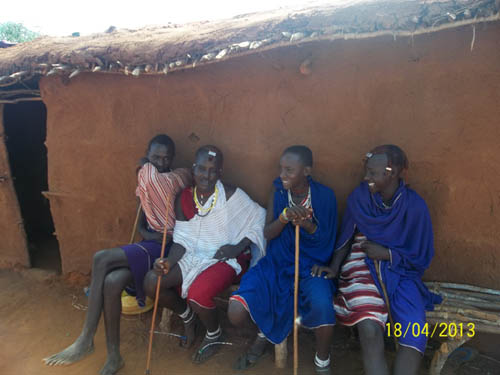 Massai KriegerK