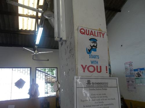 Quality - Lederwerkstattx