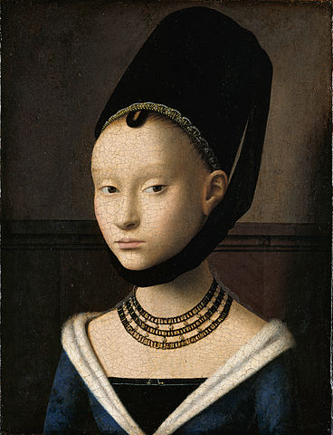 Petrus_Christus_-_Portrait_of_a_Young_Woman_-_Google_Art_Project