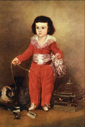 000Don Manuel Osorio de Zuniga - Francisco de Goya