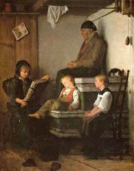 004Albert Anker Suisse 1831-1910-kot
