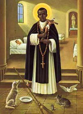 Peru - św. Marcin de Porres