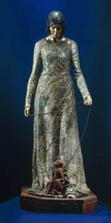 Camille Alaphilippe1874-1934 La Femme au singe1