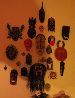 Maski kolekcja AH