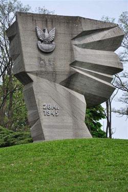 1 Pomnik Dolina Smierci