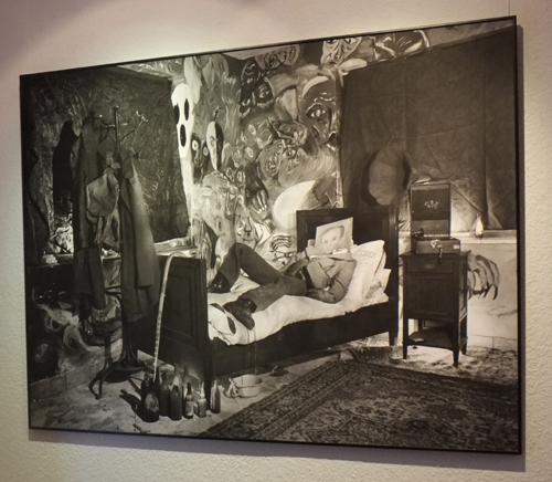 6 fragment ekspozycji sala 2a