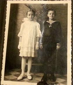 Ciocia Irka i Heinz