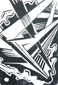 4 Hulewicz J, Der Strahl, c. 1918