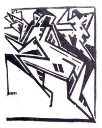 5 BUNT Skotarek W, Dance II, 1921 a jpg