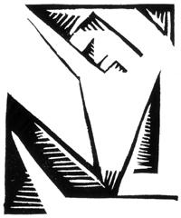 7_BUNT Kubicki S, The lonely man, c. 1919 jpg
