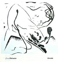 9 BUNT Hulewicz J, Genesis, c. 1918