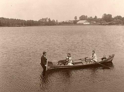 jezioro_Berzenickie_wakacje_ok_1930_fot_St._Hrebnicki
