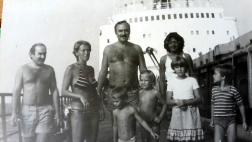 Marynarskie rodziny