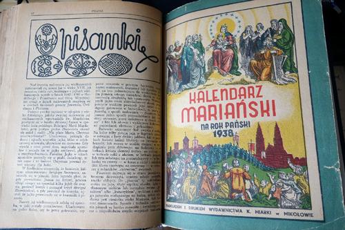 Kalendarz_Marjanski_1938_okladka