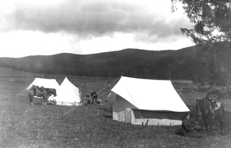 Zabajkale_1913_fot_St_Hrebnicki_na_pierwszym_planie_Malg