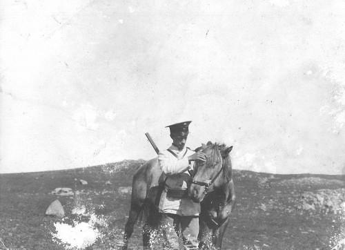 2.Stanislaw_Hrebnicki_ok_1913_na_Kaukazie