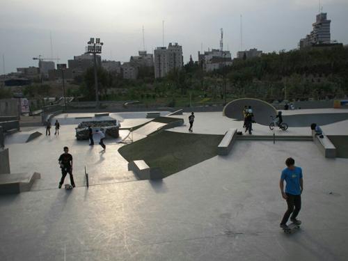 teheran-skatepark