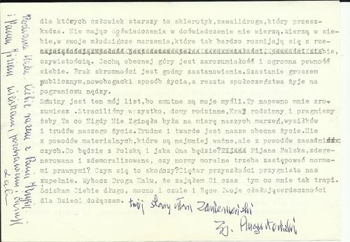 list_Zygmunta_Augustowskiego_do_Heleny_z_Zanow_Stankiewi