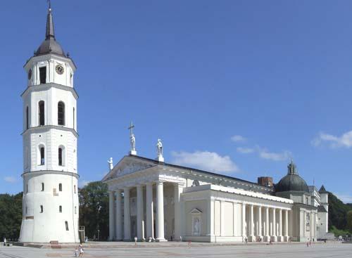 Katedra w Wilnie_