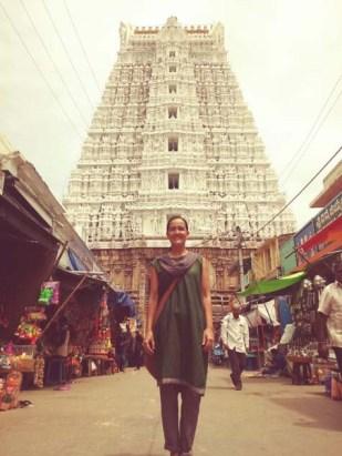 eine von 10000 tempels