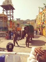 Tempel Elefanten