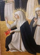 Christ Glorified in Heaven (1423-1424) – Fra Angelico