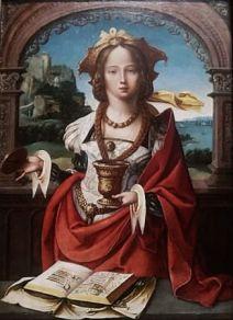 The Magdalen – Workshop of the Master 1518