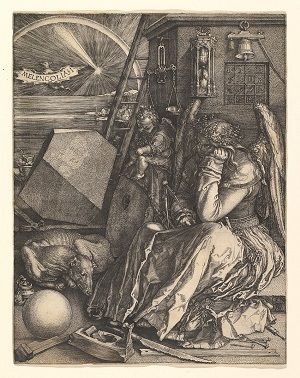 melancholiaDuerer1514